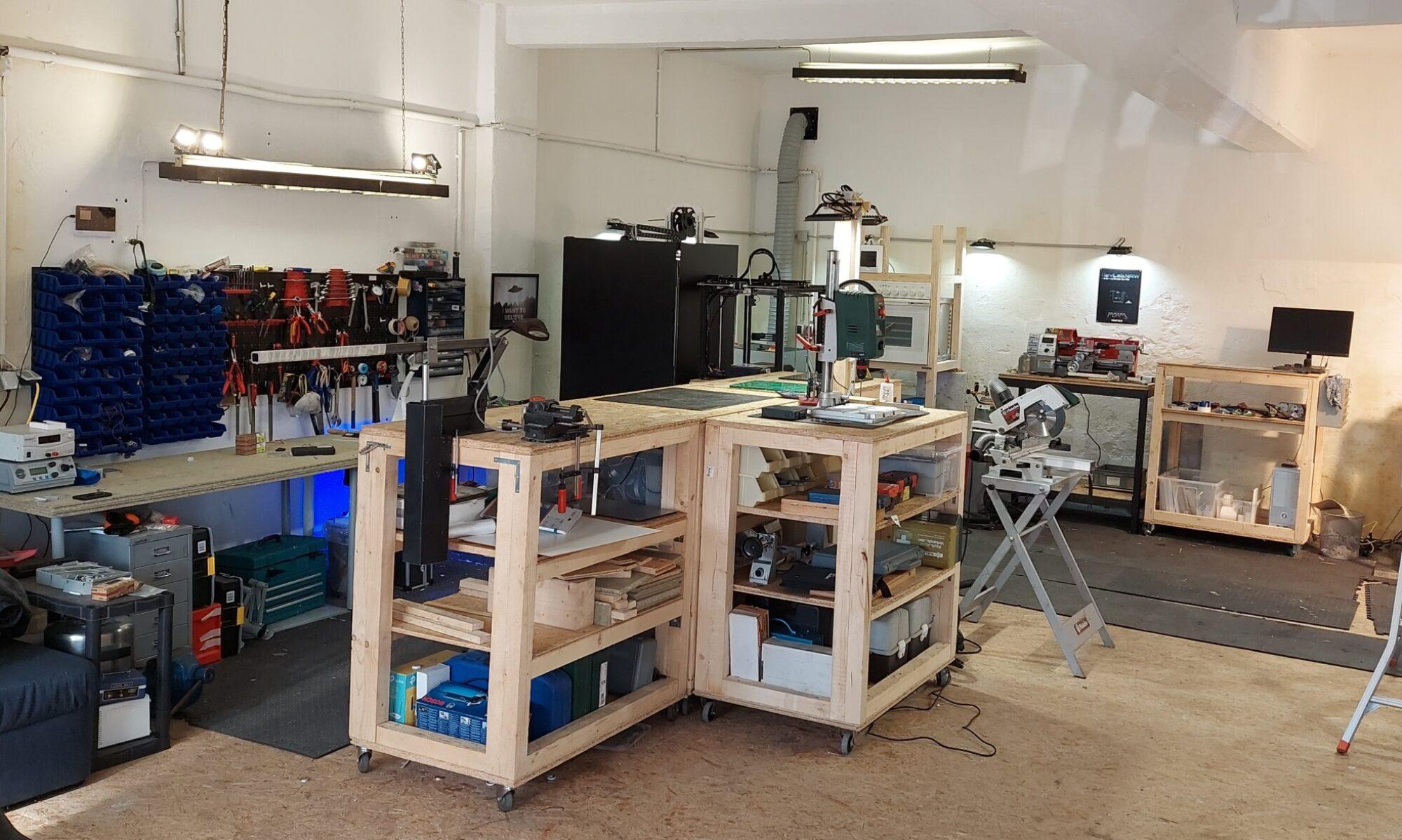 maker & recycling community